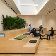 Snøhetta designs pared-back Slack offices in Lower Manhattan