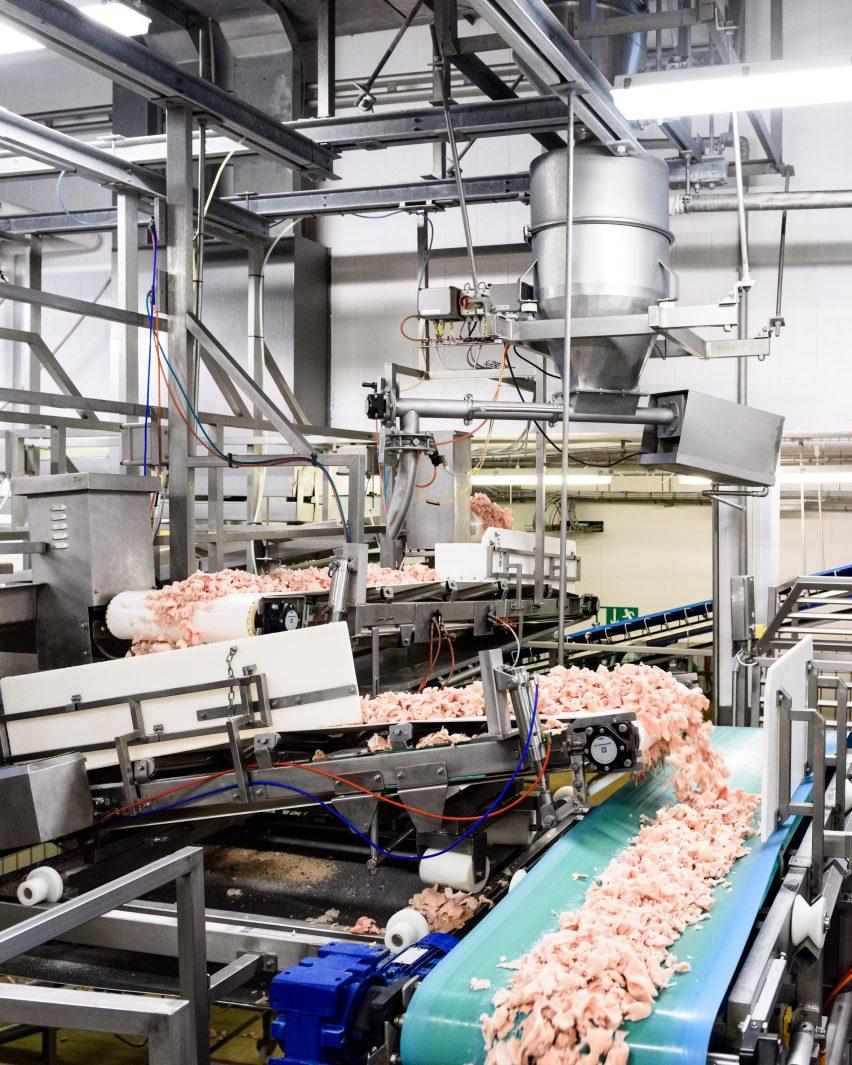 Photo essay: Spam factory