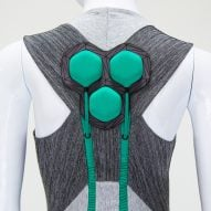 Yves Béhar's Aura Power Clothing helps the elderly with mobility