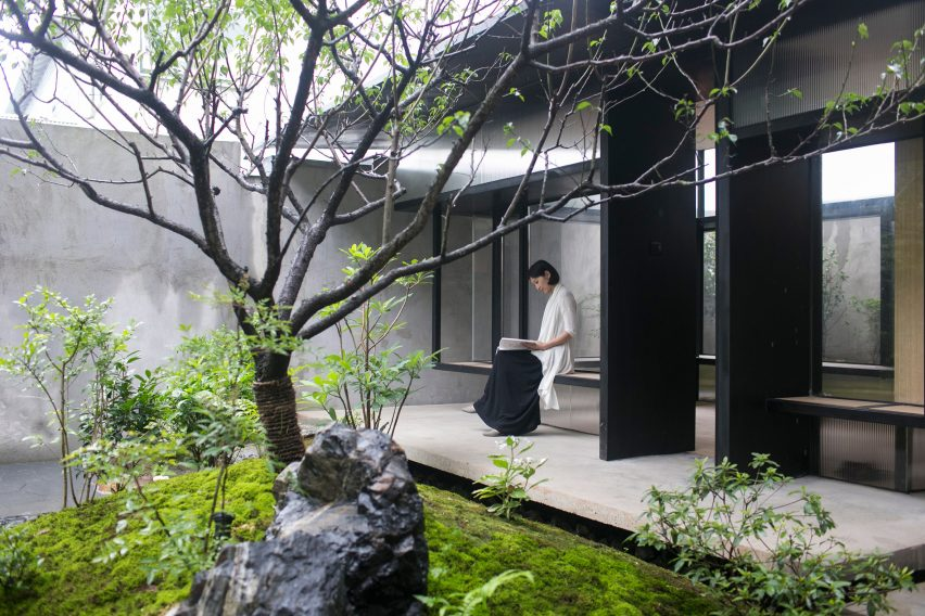 Tea House In Li Garden By Deshaus Atelier
