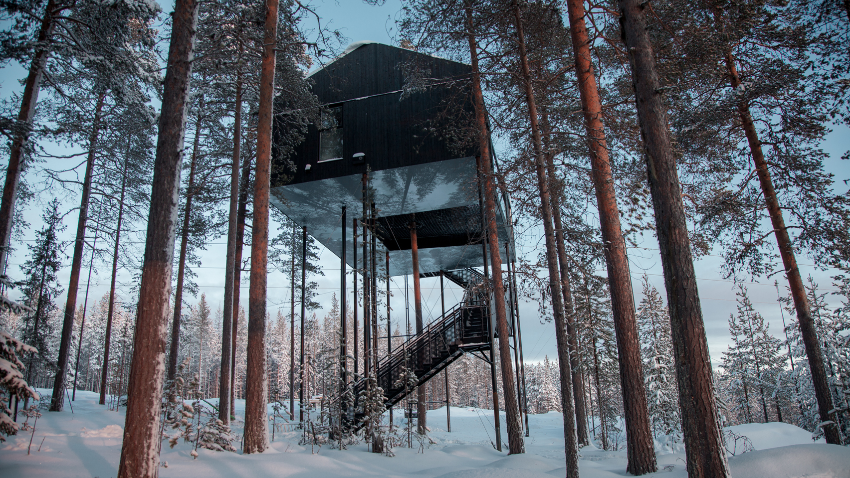 The 7th Room by Snohetta
