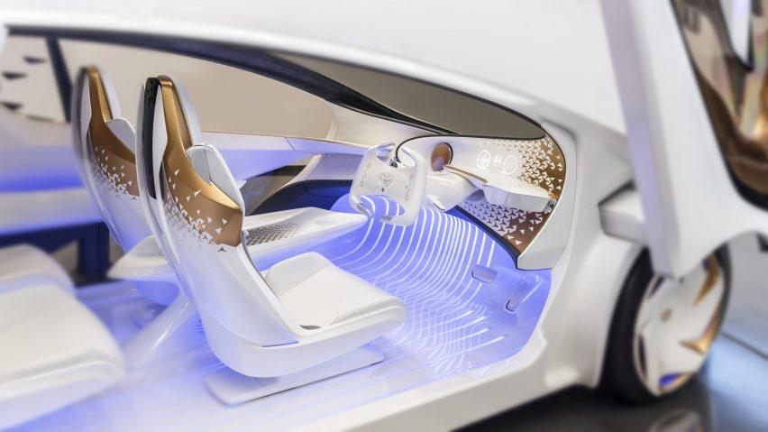 CES: Toyota Concept-I