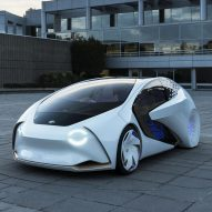Toyota's Concept-I car uses artificial intelligence to anticipate its driver's needs
