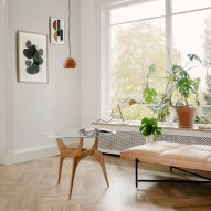 Mid-century tables by Hans Bølling go into production
