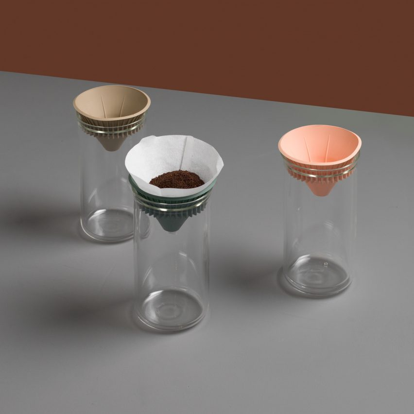 Twin Carafe by Studio Gorm for Good Thing