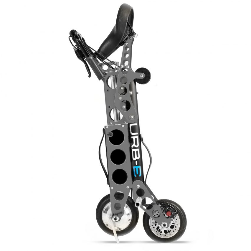 CES: Urb-E scooter
