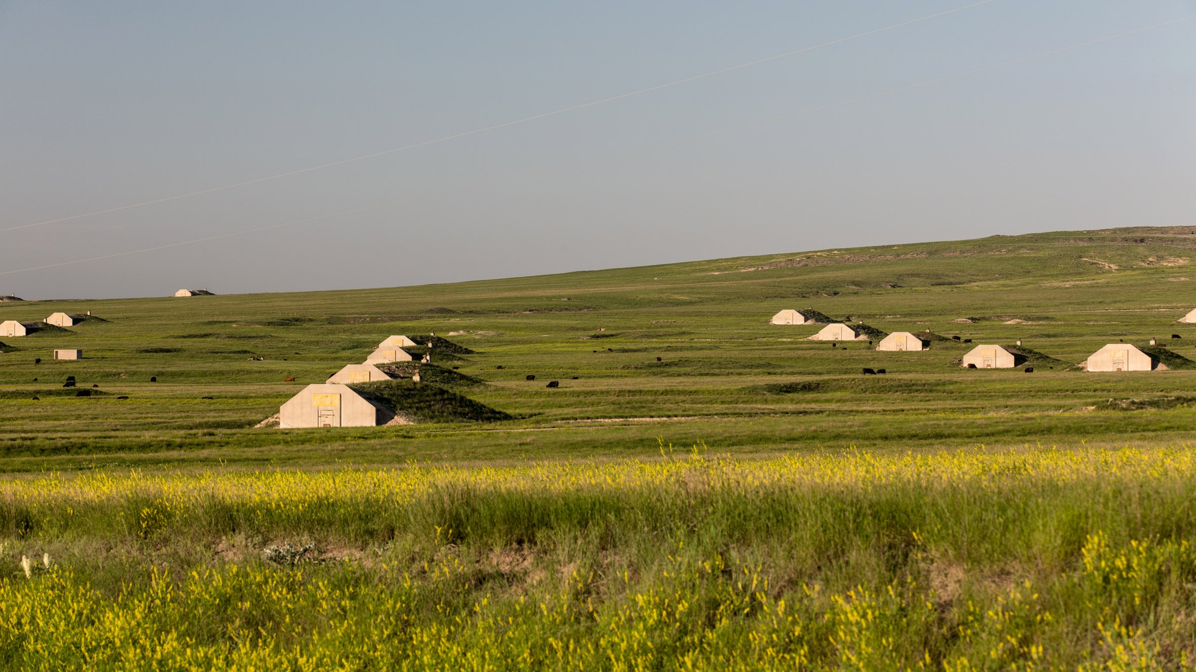 Vivos xPoint bunkers in South Dakota