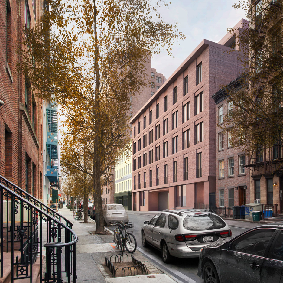 David Chipperfield's West Village residences finally receive go ahead