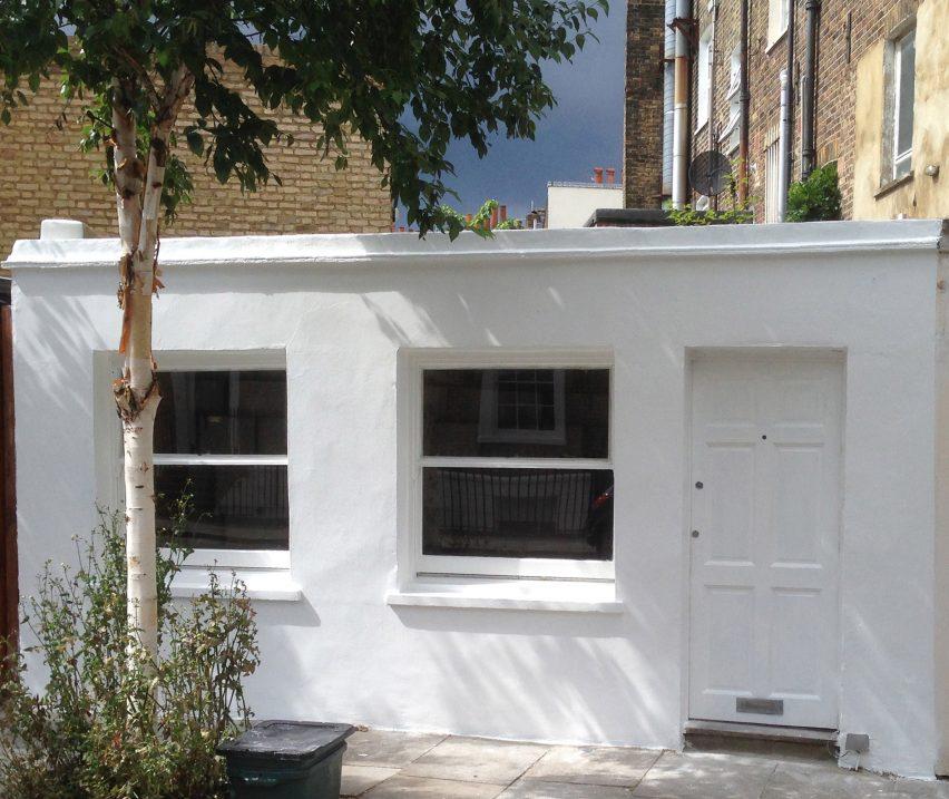 menor casa de Londres