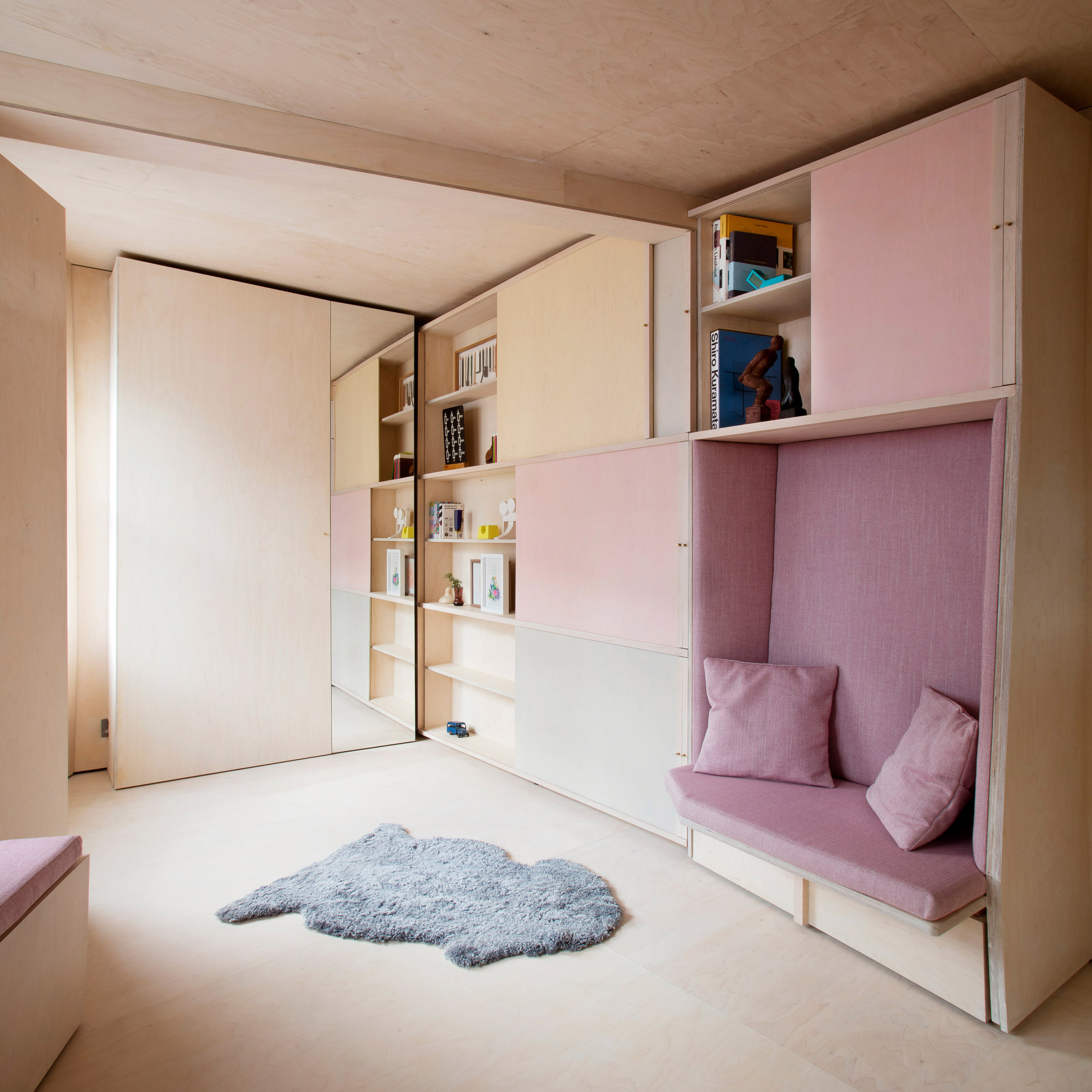 Smallest House In The World 2015 Inside micro homes design and architecture | dezeen