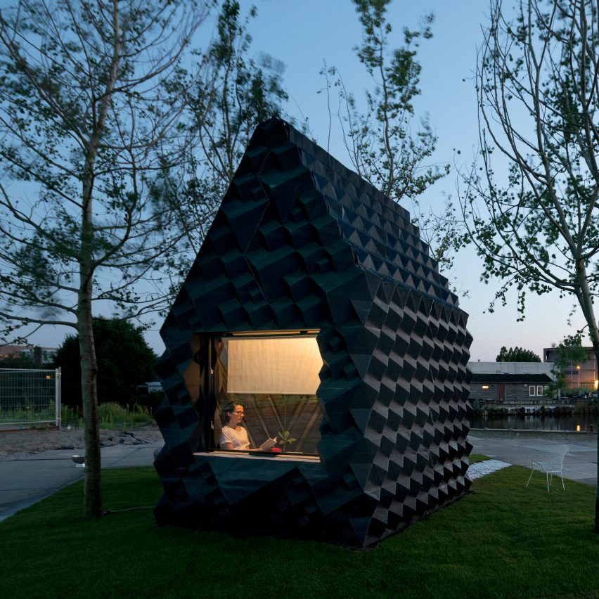 3D Print Urban Cabin by DUS Architects