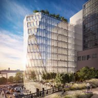 Studio Gang reveals High Line-hugging Solar Carve Tower for New York