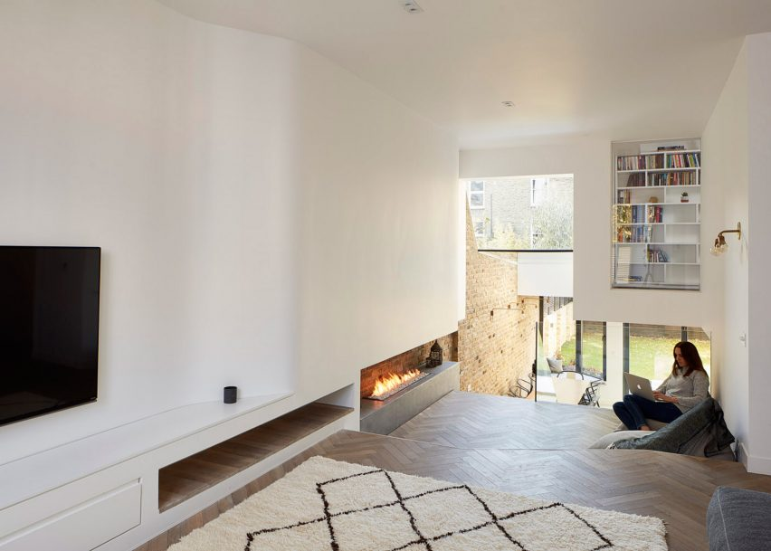 The Scenario House, London, England by Ran Ankory and Maya Carni