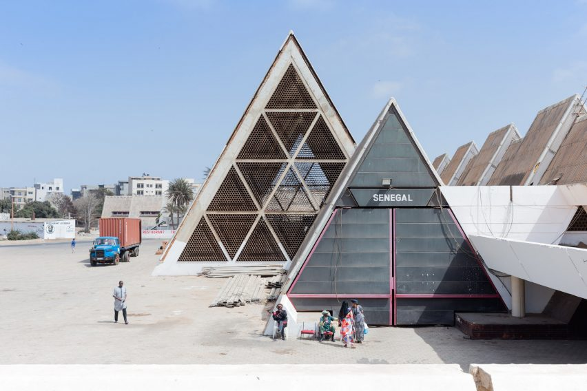 Dakar - Architecture of Independence African Modernism Exhibition