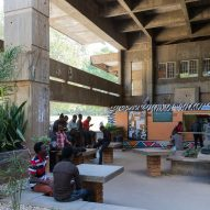 Lusaka - Architecture of Independence African Modernism Exhibition