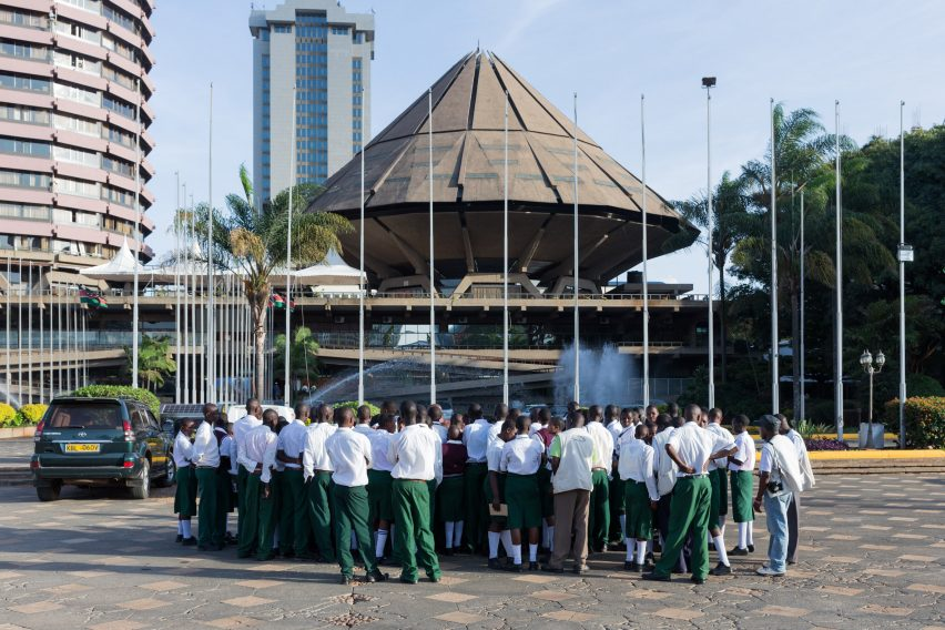 Nairobi - Architecture of Independence African Modernism Exhibition