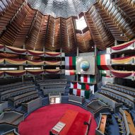Nairobi - Interior - Architecture of Independence African Modernism Exhibition
