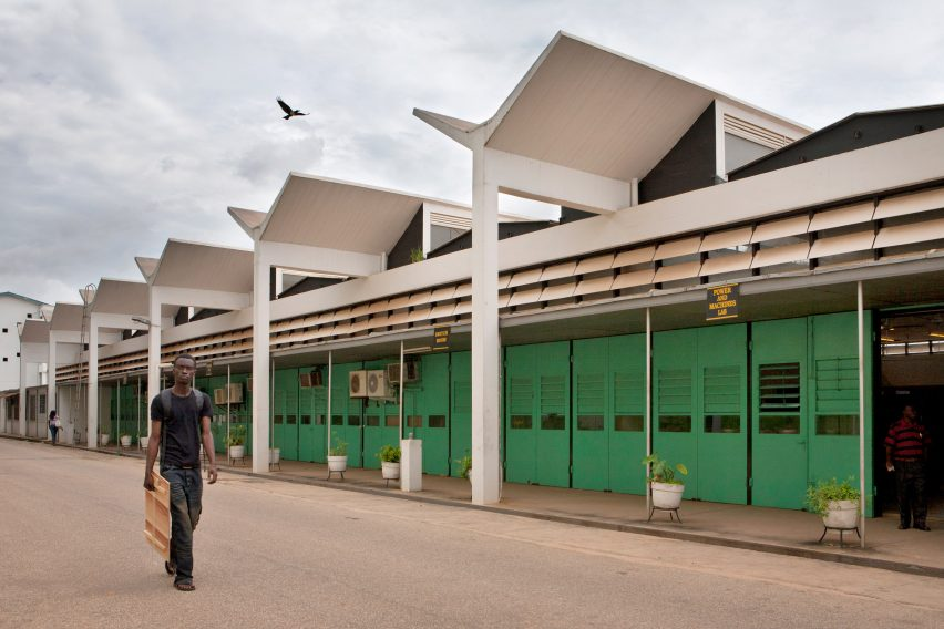 Webster - Ghana - Architecture of Independence African Modernism Exhibition
