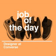 Job of the day: designer at Converse