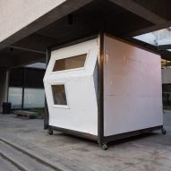 California architecture students design shelters for LA's growing homeless population