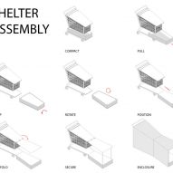 Nomadic-Shelter_Assembly Plan-Home-for-Hope_interior-MADWorkshop USC Project Homeless Studio