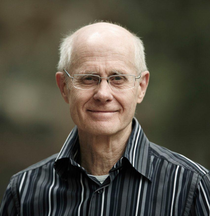 Roger du Toit, posthumous recipient of 2017 RAIC Gold Medal, photograph by Sandy Nicholson