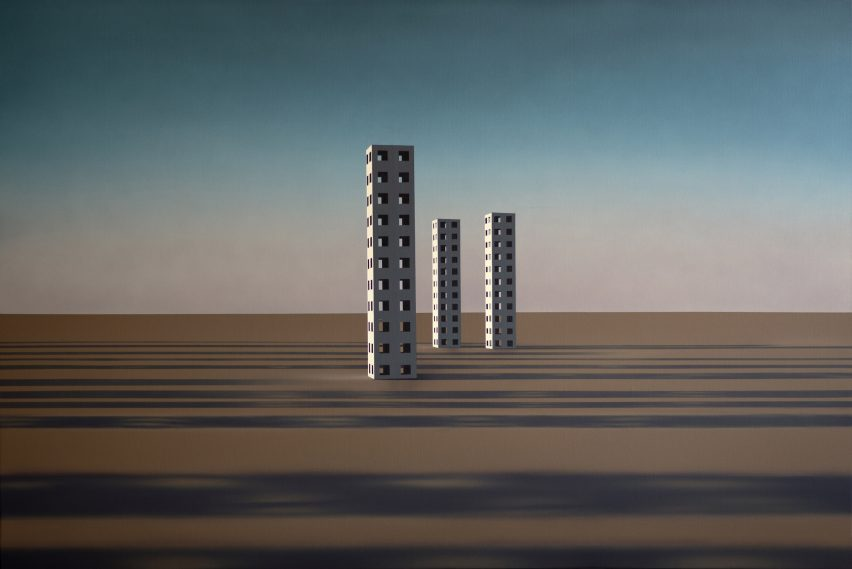 Spaces-of-Hope-by-Mehdi-Ghadyanloo-The City of Hope (120cm x 180cm)