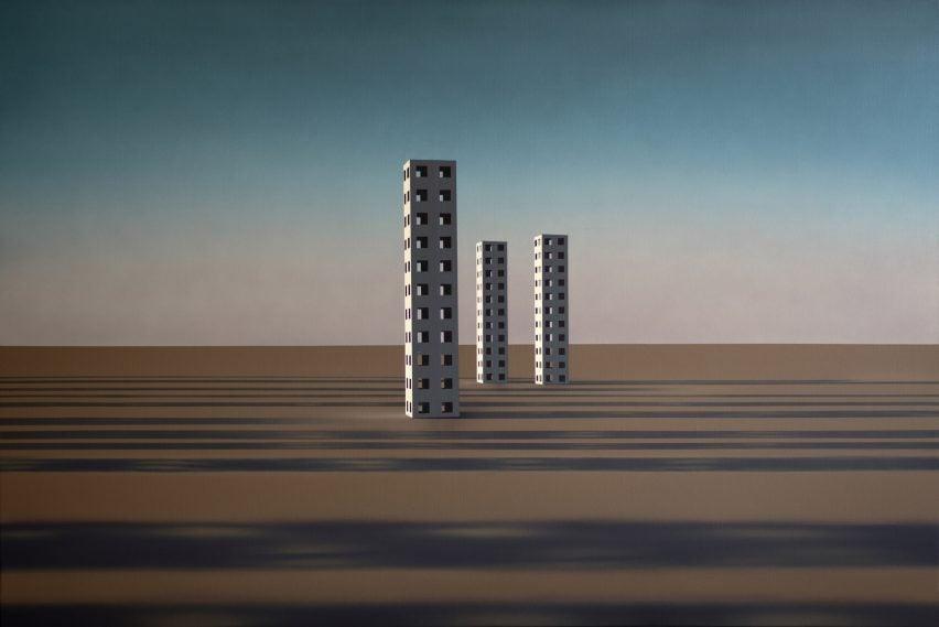 Spaces-of-Hope-by-Mehdi-Ghadyanloo-The City of Hope (120cm x 180cm)