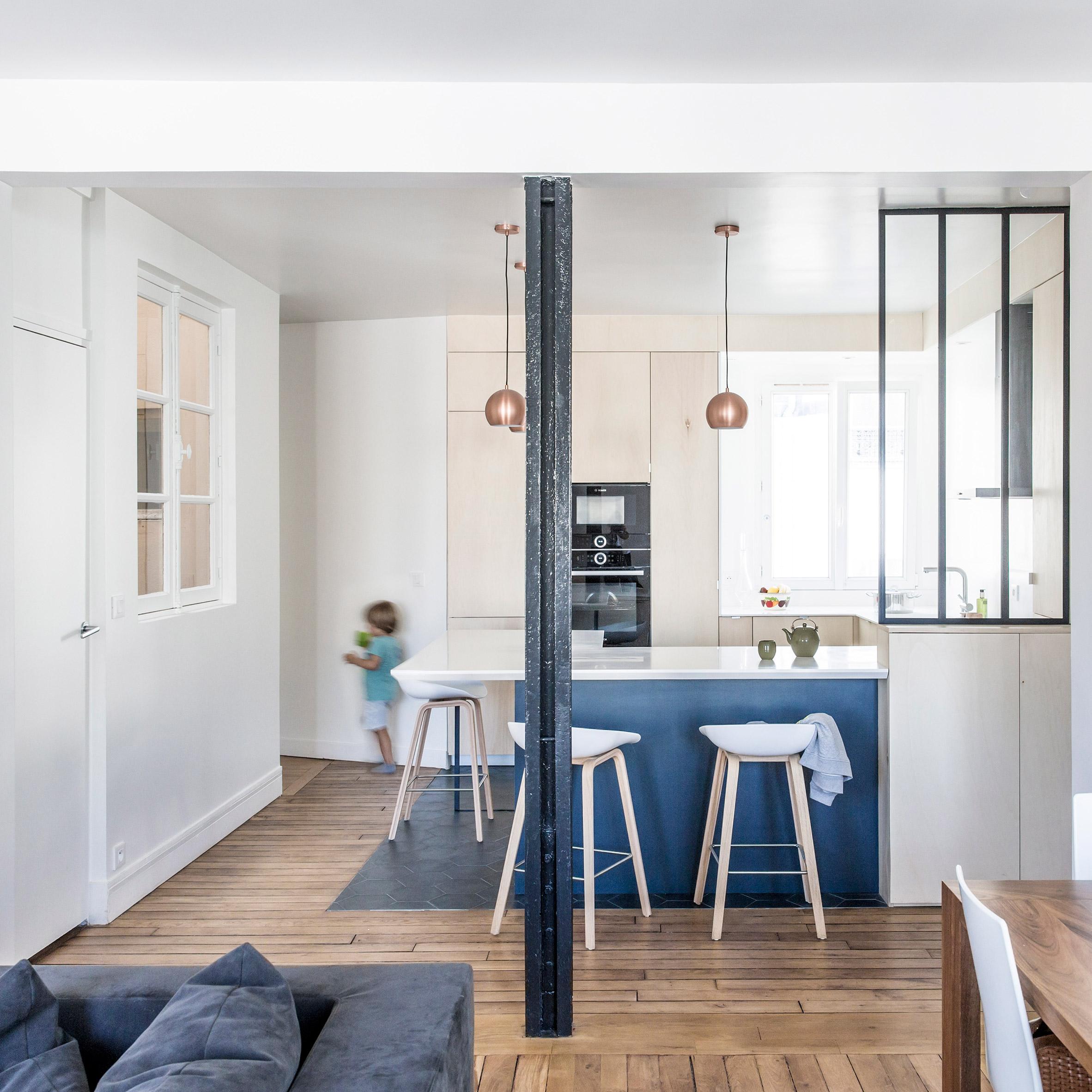 Apartment G by Anne Dubois