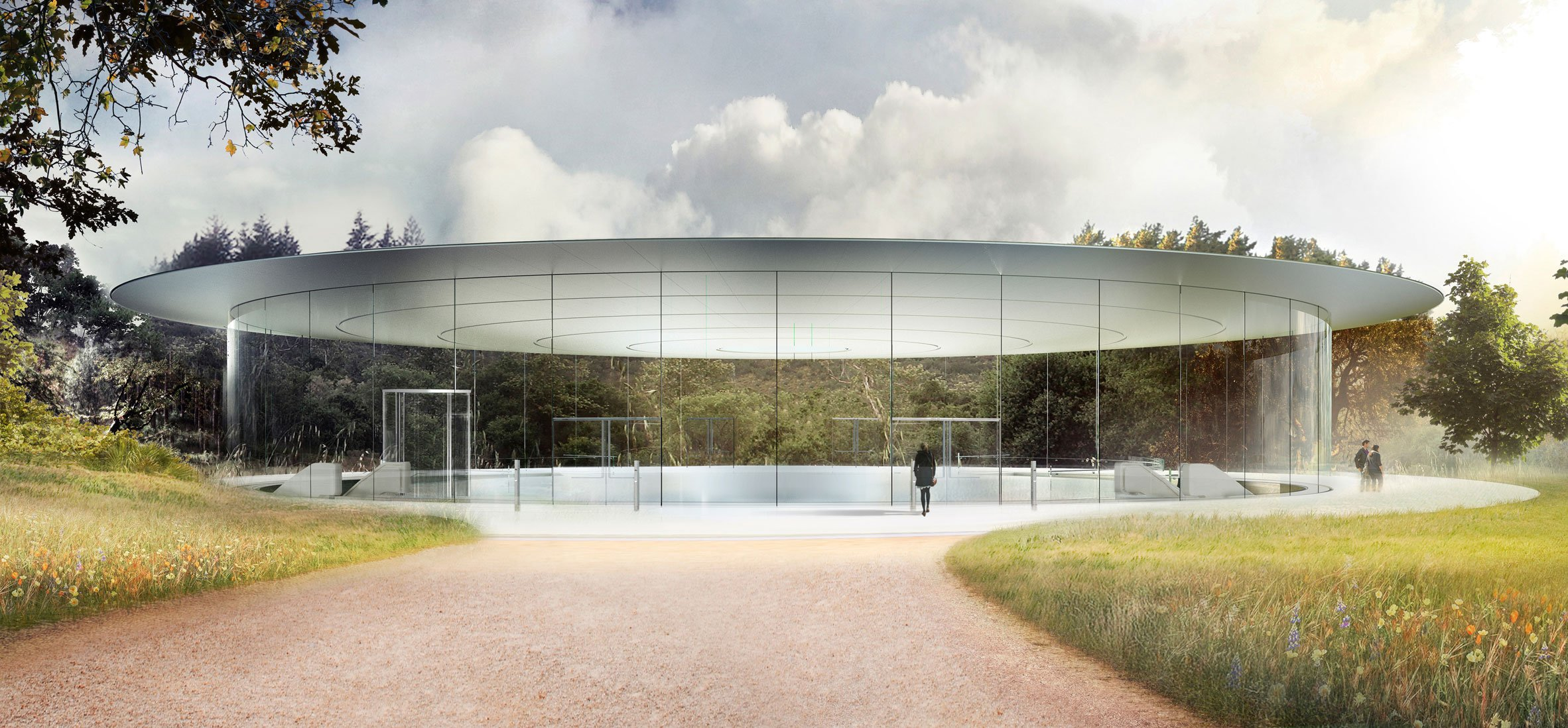 Steve Jobs Theater at Apple Park