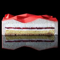 Architect-turned-patisserie chef uses 3D modelling software to create desserts
