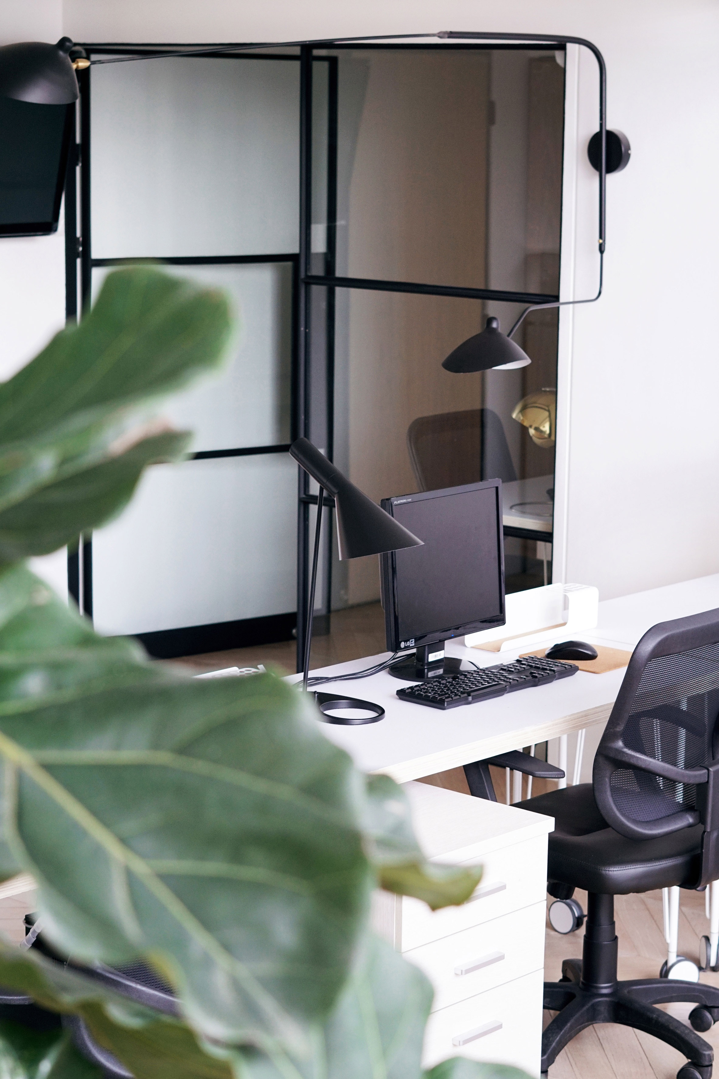 Att architects transforms jakarta loft into light filled for Scandinavian design philosophy