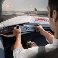 BMW working with psychologists to help robot cars befriend passengers