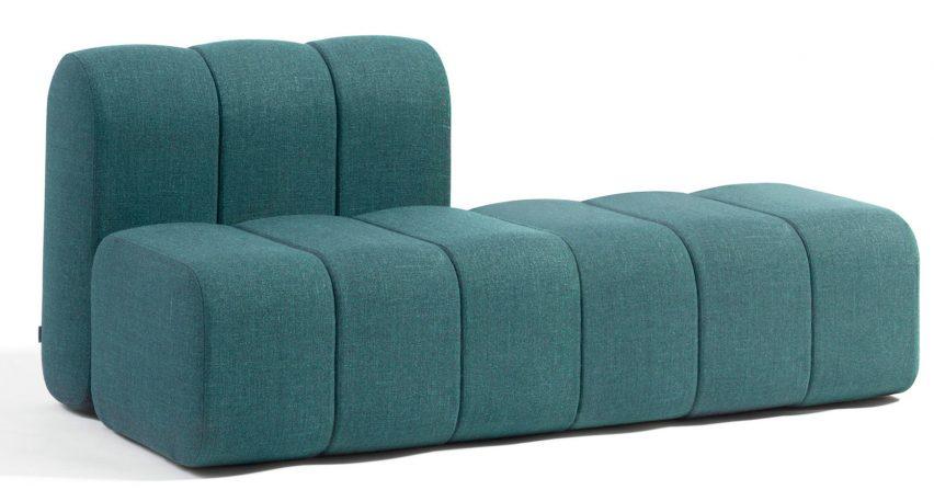 Stockholm: Bob sofa