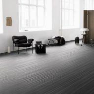 Stockholm: Bolon flooring by Jean Nouvel Design