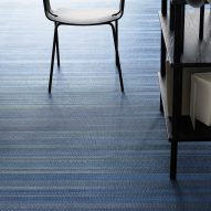 Stockholm: Bolon flooring by Jean Nouvel Design