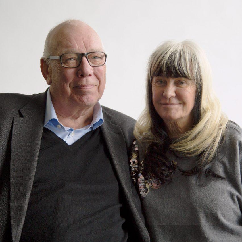 Lars and Monica Eklund, senior advisors at Bolon.