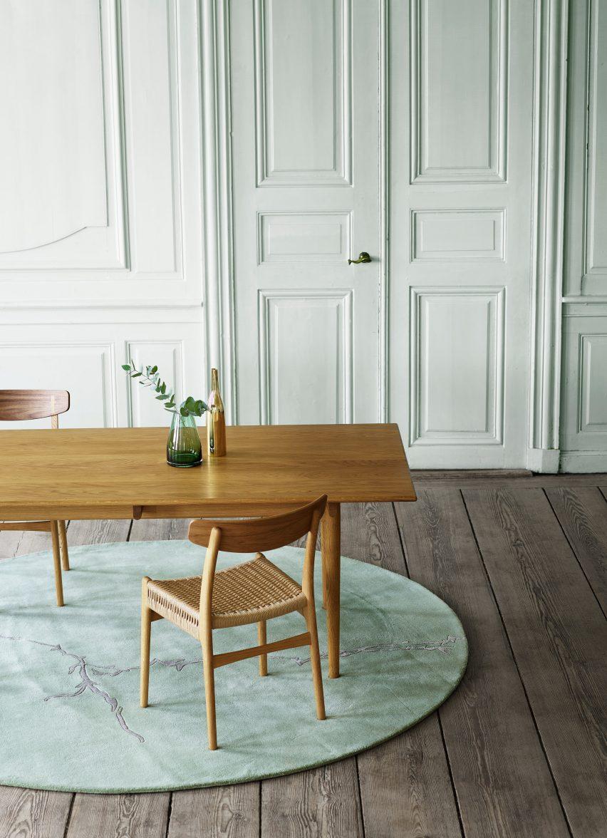 Stockholm: Carl Hansen reissue