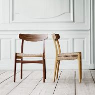 Carl Hansen & Son reissues final chair from original Hans J Wegner collection of four