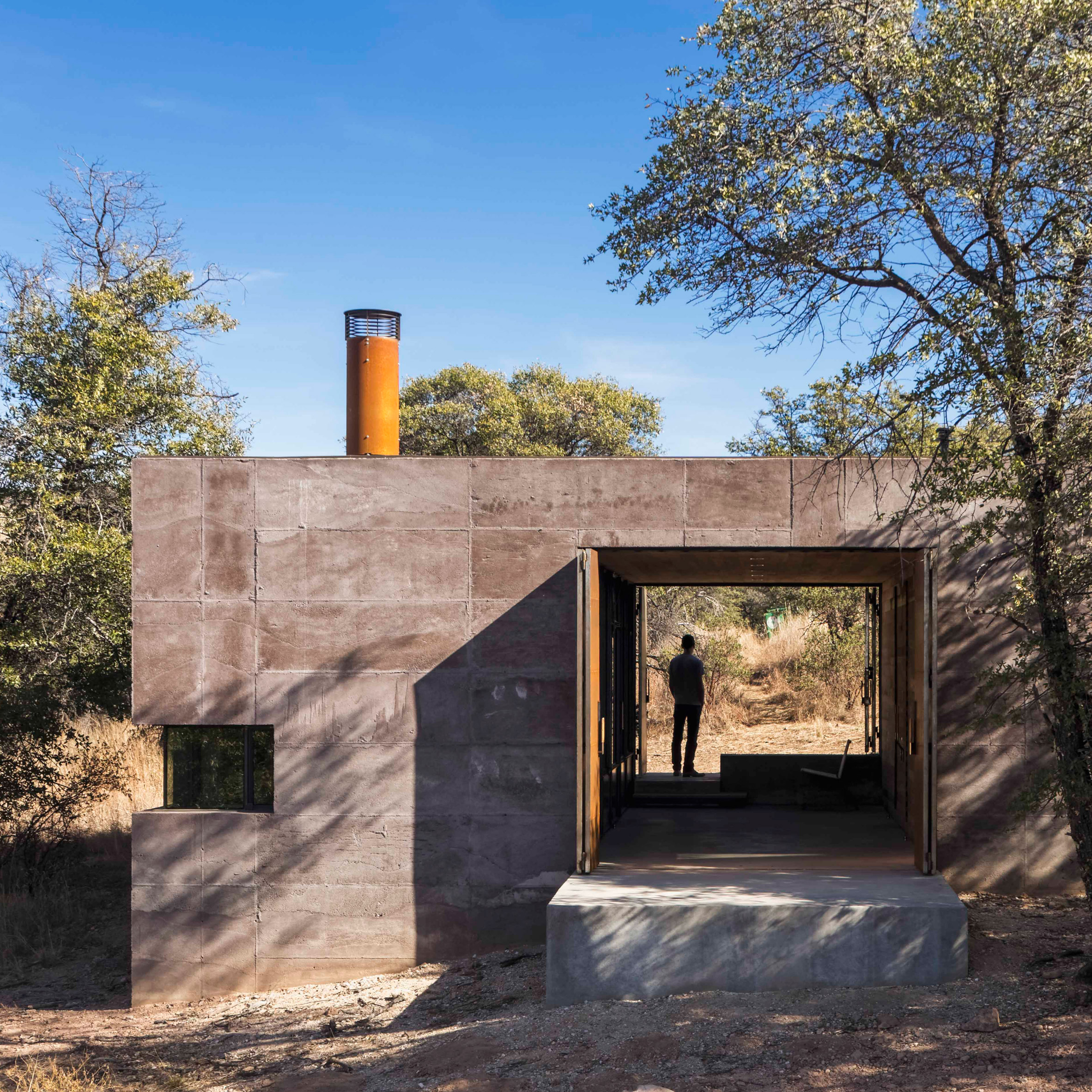 Casa Caldera by DUST