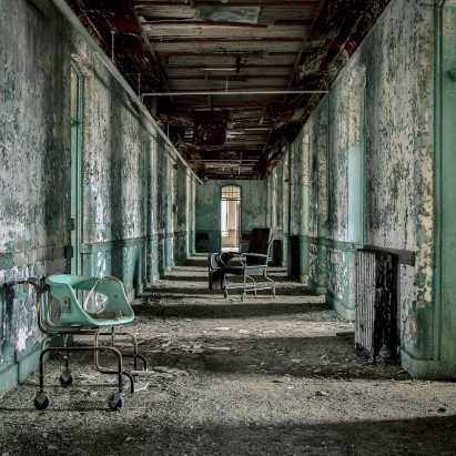 photography essays dezeen  childrens insane ward matt van der velde architecture abandoned asylums interior jonglez publishing