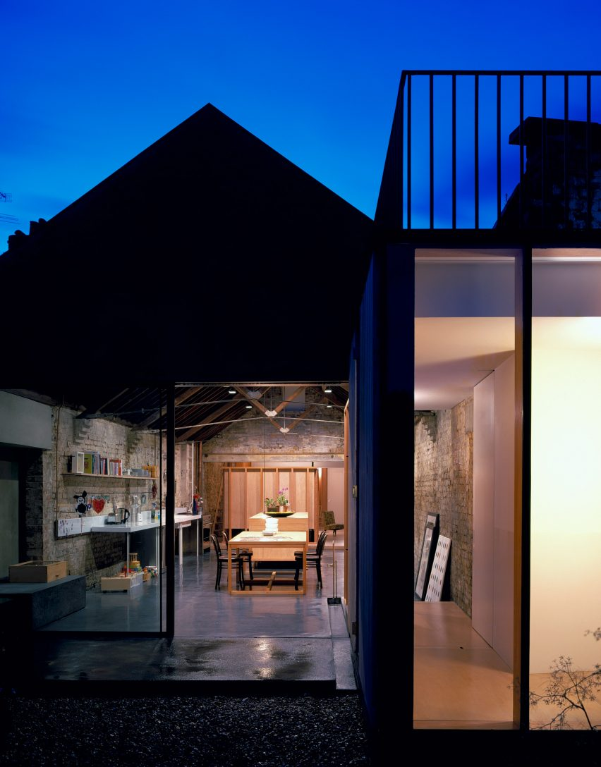 Collage House by Jonathan Tuckey Design