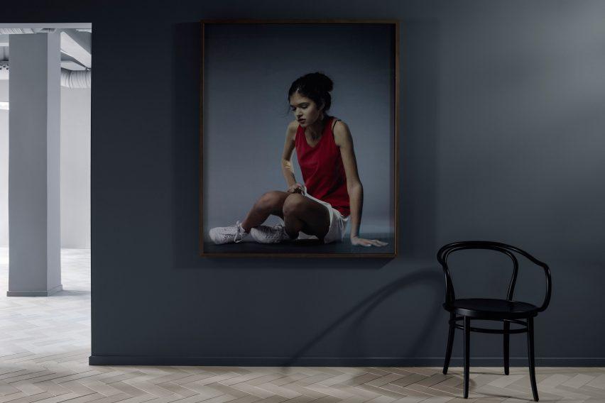 Stockholm: Dark interiors