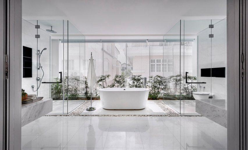 Greja House Washroom