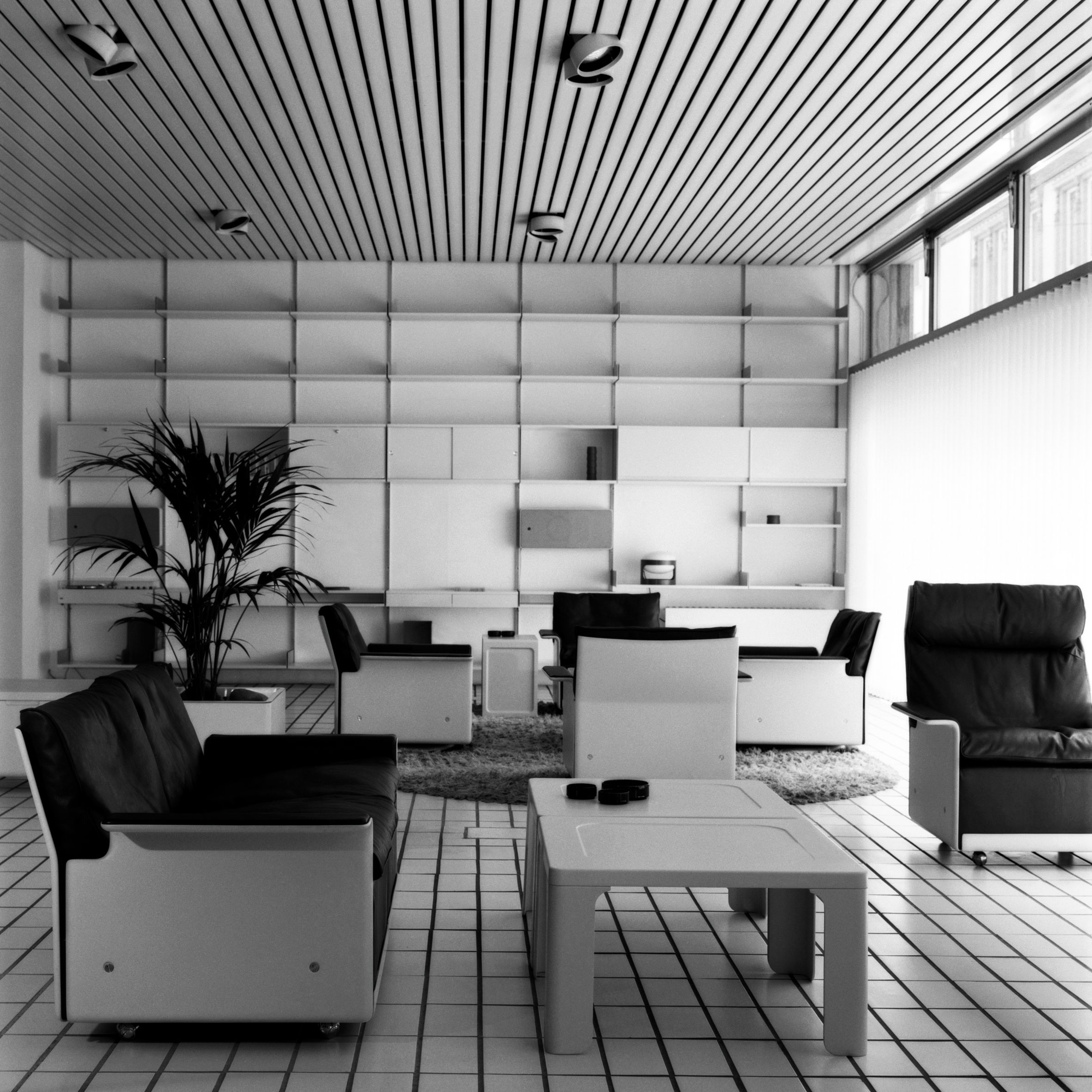 Dieter Rams Furniture Showcased In Modular World Exhibition At