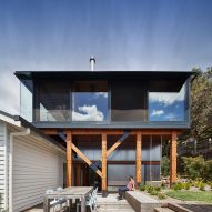 Dorman House in Lorne by Austin Maynard Architects