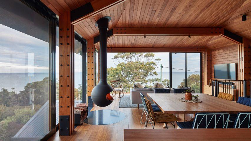 Glasshouse On Stilts By Austin Maynard Architects Extends Australian