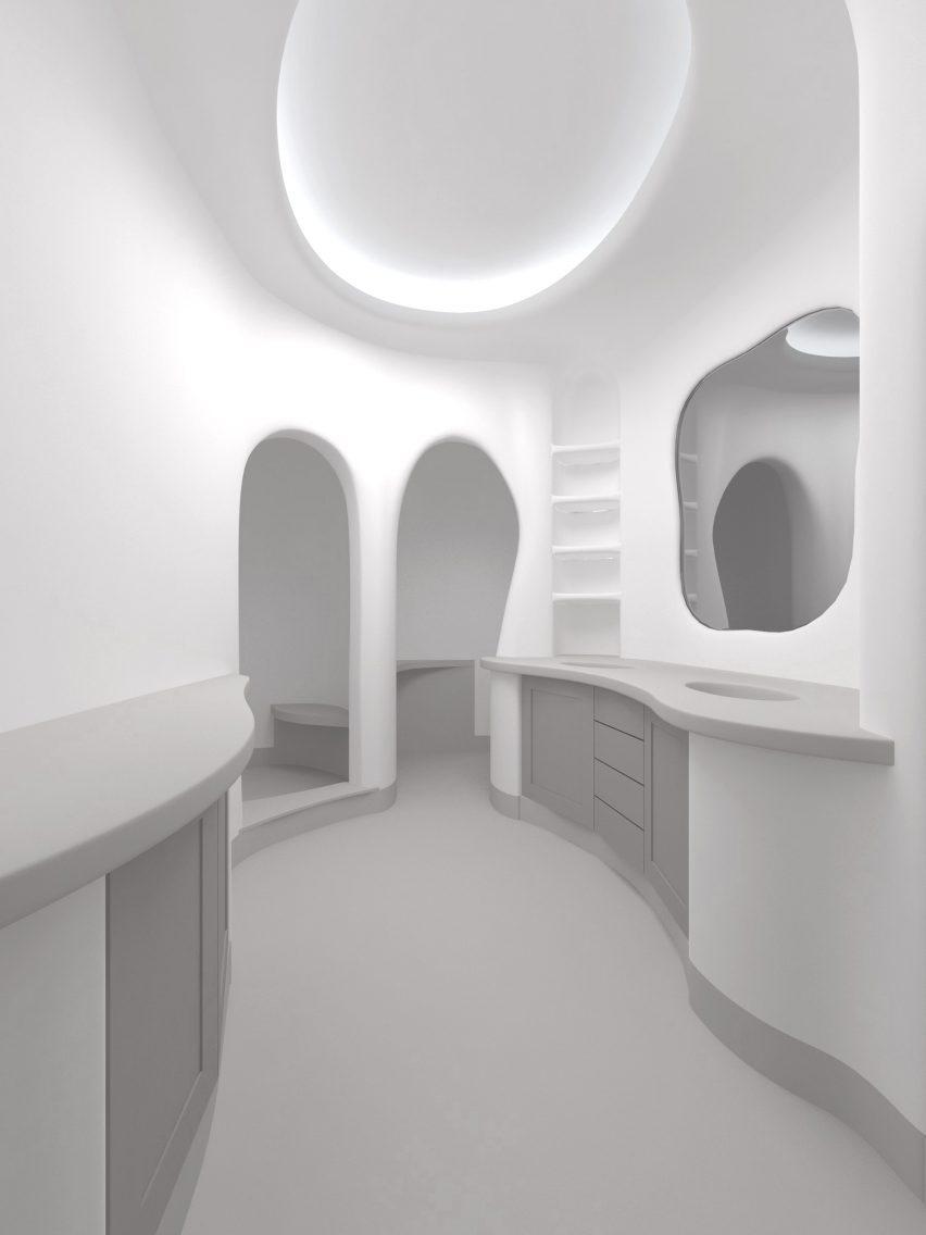 Elbphilharmonie penthouse