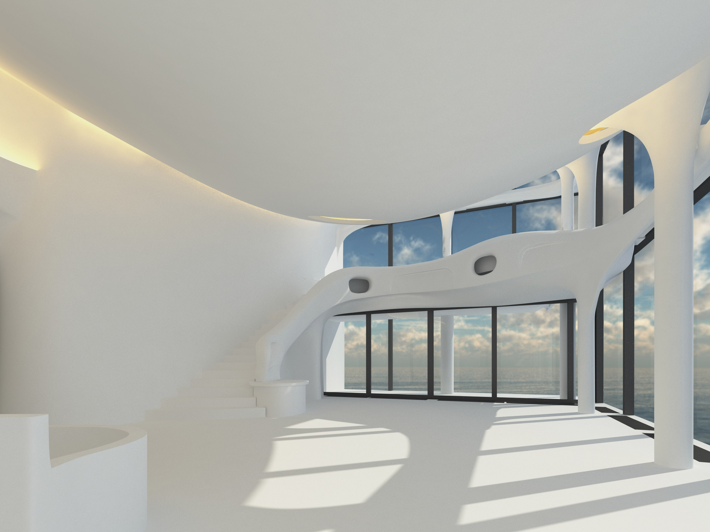 Luxury penthouse to be installed in Herzog & de Meuron's Elbphilharmonie Hamburg