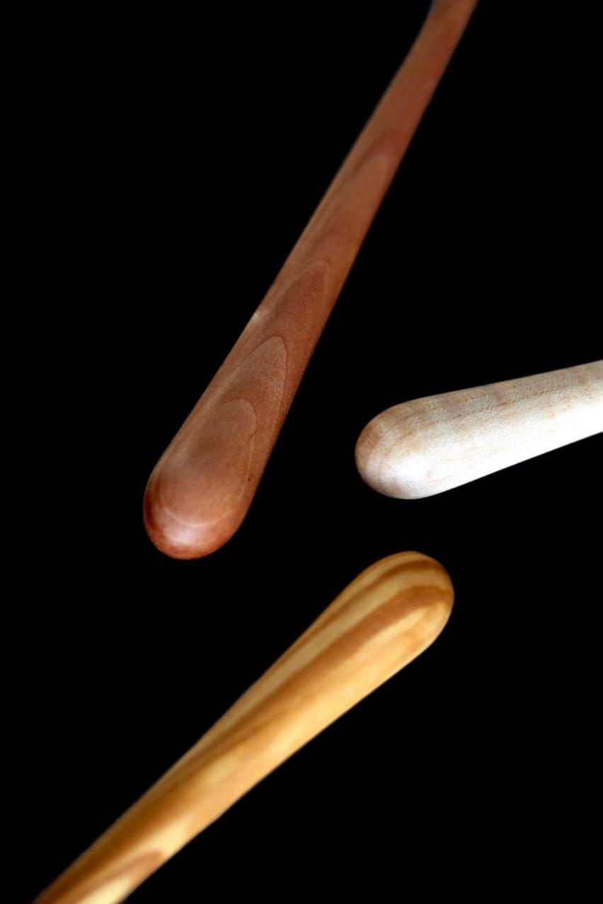 Goute spoon by Michel-Fabian